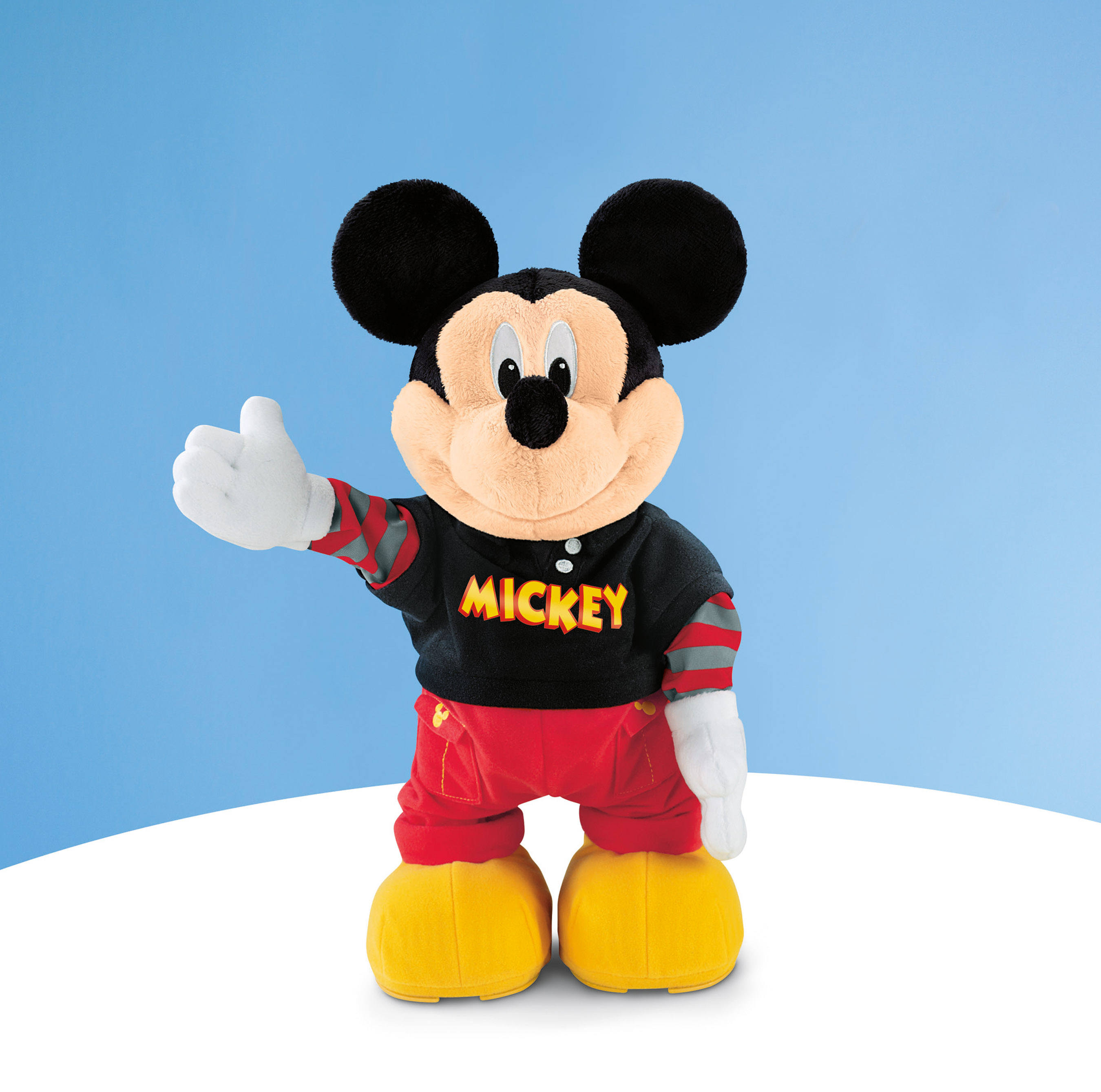 Fisher-Price's innovative Dance Star Mickey walks, talks, and dances ...