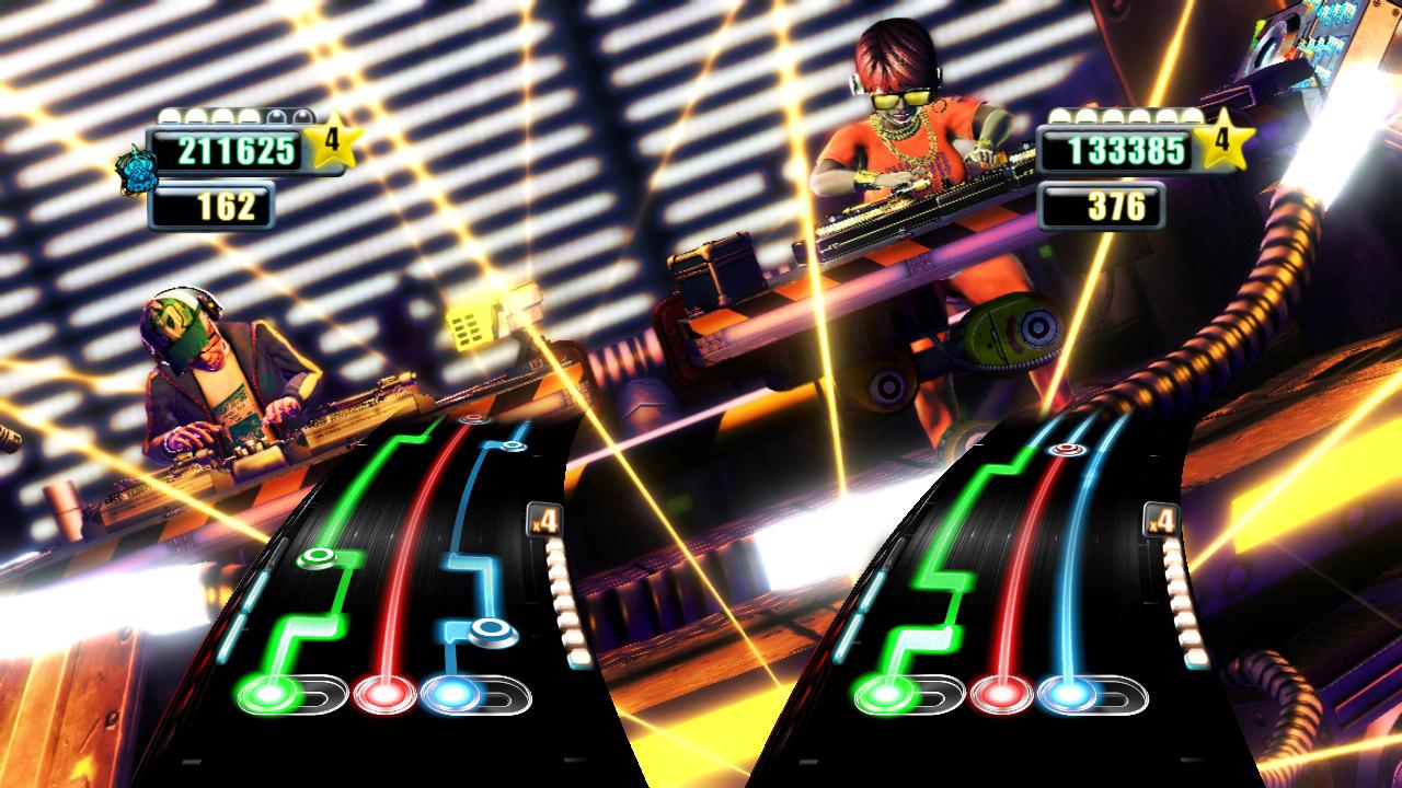 DJ Hero - DJ vs. DJ