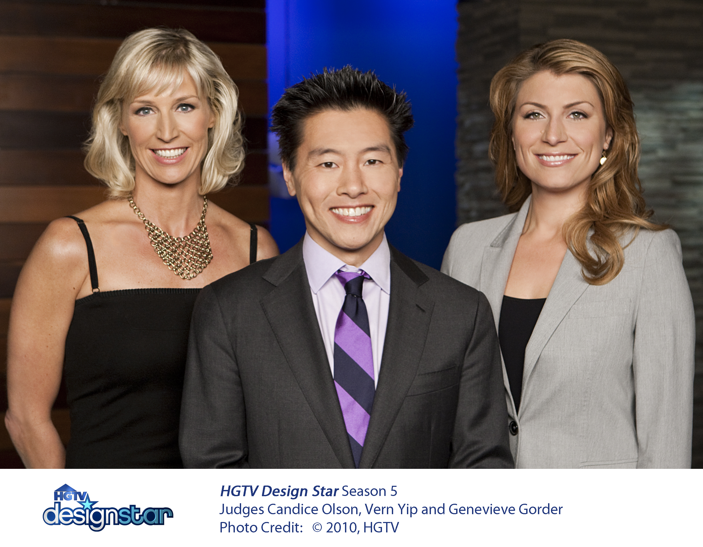 FIFTH SEASON OF 'HGTV DESIGN STAR' PUTS CONTENDERS CENTER STAGE IN