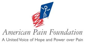 American Pain Foundation logo