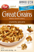 Great Grains Crunchy Pecans