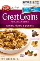 Great Grains Raisins, Dates and Pecans