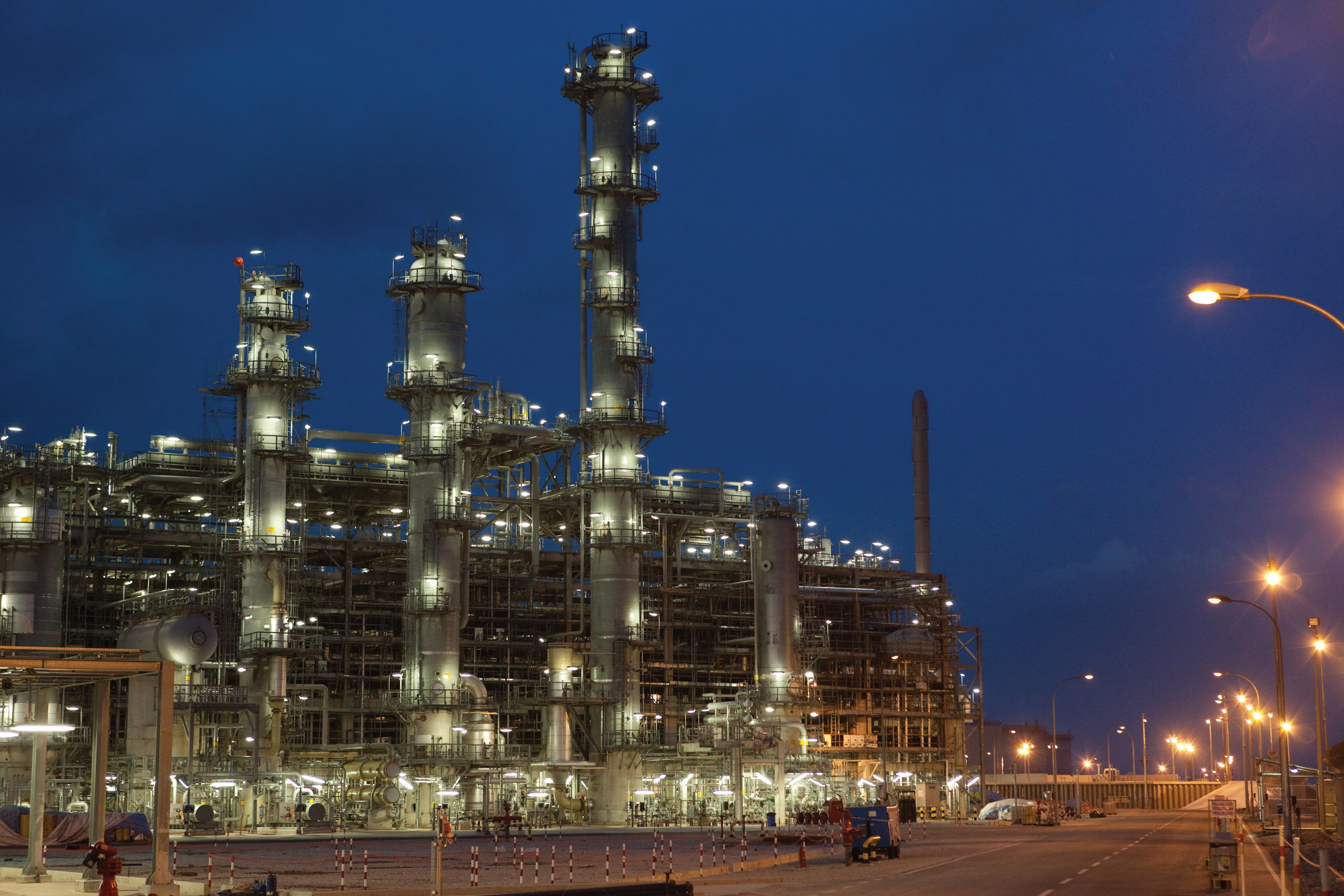 Shell Singapore: meeting Asia's growing demand for petrochemicals ...