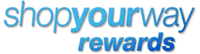 sears shopping your way rewards