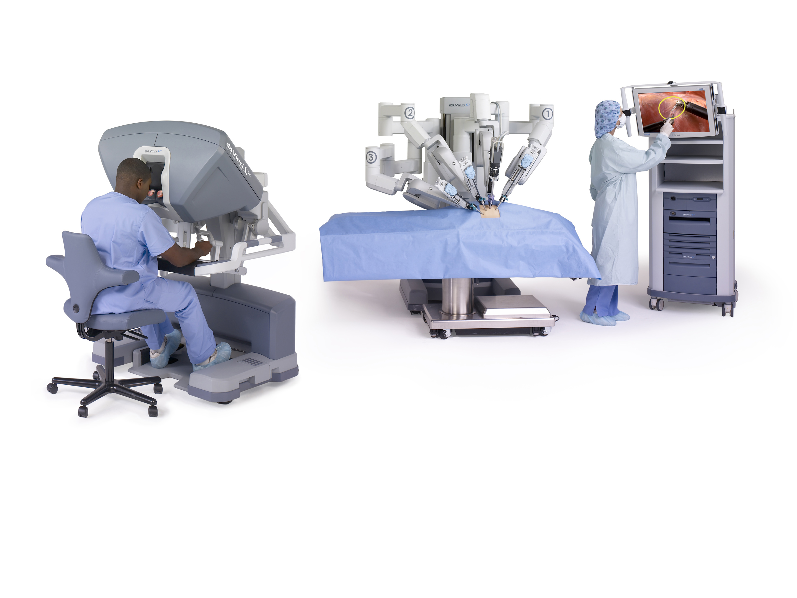 Фото Intuitive Surgical.
