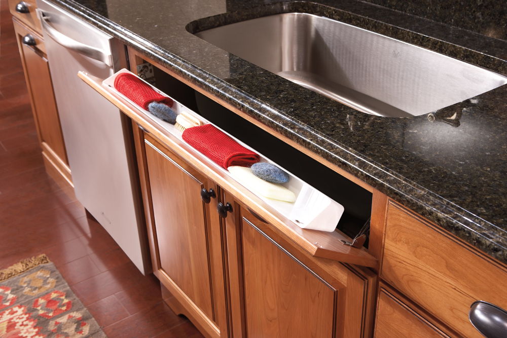 Kitchen Sink Drawer Front Tray